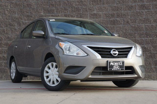 2016 Nissan Versa SV Fort Worth TX