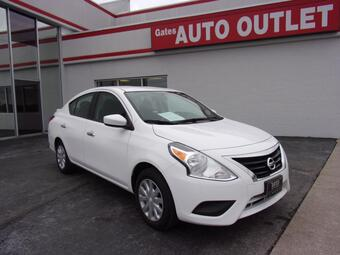 2016_Nissan_Versa_SV_ Richmond KY