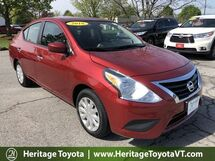2016 Nissan Versa SV South Burlington VT