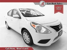 2016_Nissan_Versa_SV_ Salt Lake City UT