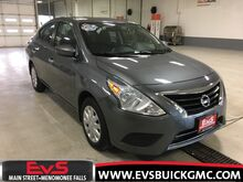 2016_Nissan_Versa__ Milwaukee WI