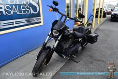 2016_No Make_Dyna Lowrider S_/ 110 Screaming Eagle Engine / Vance & Hines Pipes / Viking Saddle Bags / Raised Bars / Saddlemen Step-up Seat / Only 6,562 Miles_ Anchorage AK