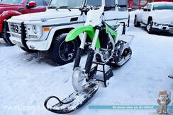 2016_No Make_Kawasaki KX450HGF_/ Timbersled Snowmobile Conversion / Pro Circuit Exhaust / Low Hours_ Anchorage AK