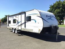PACIFIC CO 2610 TRAVEL TRAILER 2016