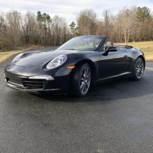 2016_PORSCHE_911_Carrera S_ Oxford NC