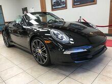 2016_Porsche_911_CONVERTIBLE CARRERA BLK EDITION WITH TURBO SPECS ALL NEW TIRES_ Charlotte NC
