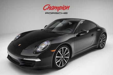 2016_Porsche_911_Carrera 4 Black Edition_ Pompano Beach FL