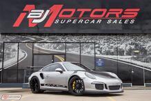 2016 Porsche 911 Fabspeed Exhaust GT3 RS