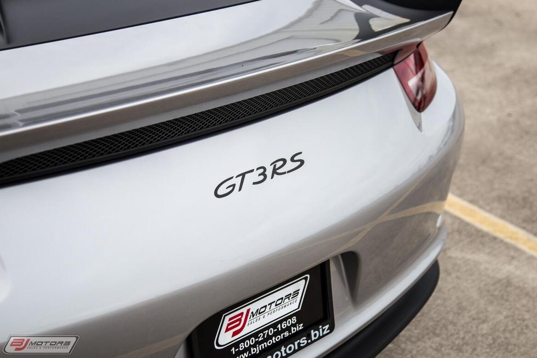 2016 Porsche 911 Fabspeed Exhaust GT3 RS Tomball TX