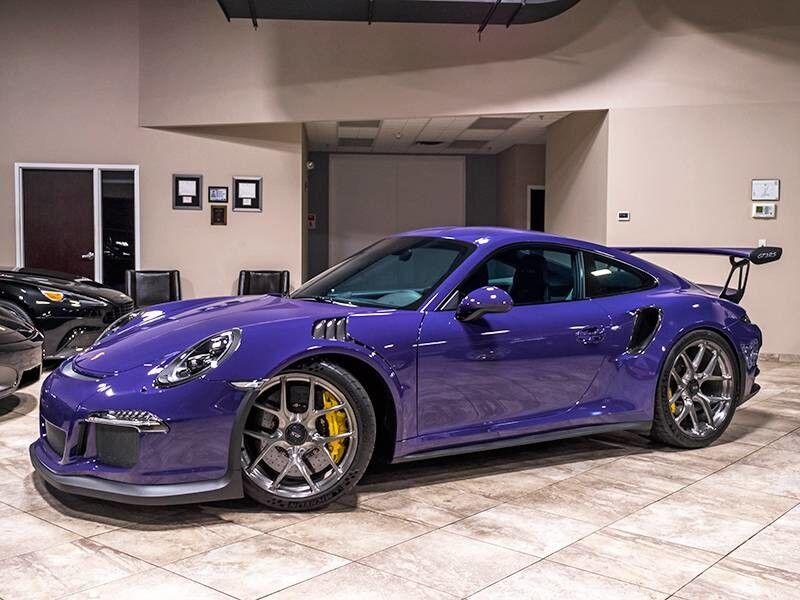 vehicle details 2016 porsche 911 gt3 rs at chicago motor. Black Bedroom Furniture Sets. Home Design Ideas