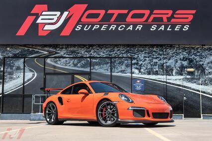 2016 Porsche 911 GT3 RS Tomball TX