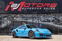2016 Porsche 911 GT3RS Mexico Blue