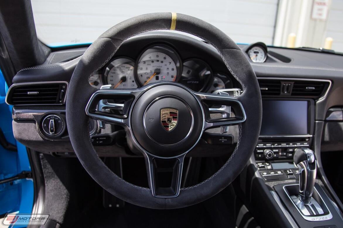 2016 Porsche 911 GT3RS Tomball TX