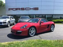 2016_Porsche_Boxster_2DR ROADSTER_ Hickory NC
