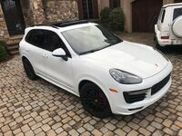 Porsche Cayenne GTS WITH RED ROSSO LEATHER 2016
