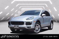 Porsche Cayenne One Owner Loaded Excellent Condition Clean Carfax! 2016