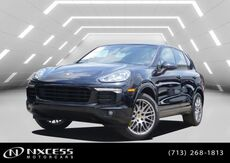 2016_Porsche_Cayenne_S E-Hybrid 1 OWNER CLEAN ONLY 32K MILES RARE_ Houston TX