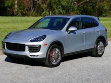 2016_Porsche_Cayenne_Turbo_ Greensboro NC