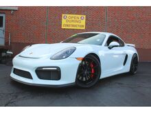 2016_Porsche_Cayman_GT4_ Kansas City KS