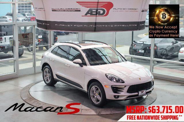 2016 Porsche Macan S Chantilly VA