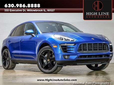2016_Porsche_Macan_S_ Willowbrook IL