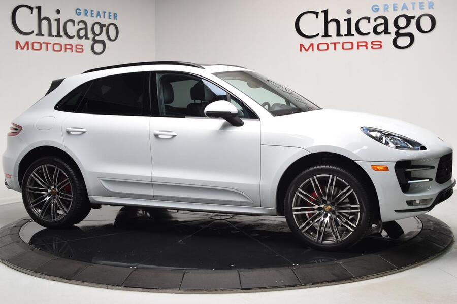 2016_Porsche_Macan_Turbo_ Chicago IL