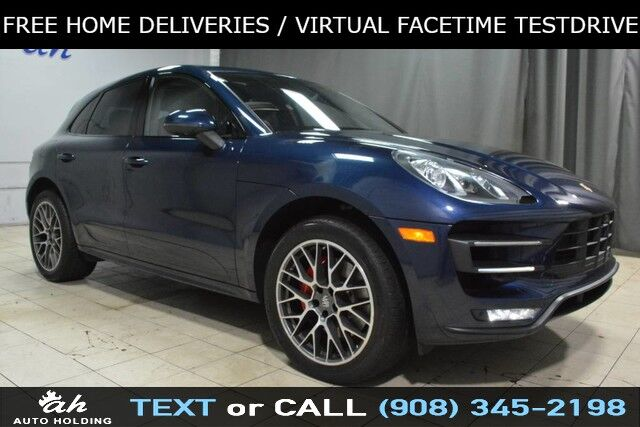 2016 Porsche Macan Turbo Hillside NJ