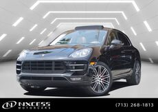 2016_Porsche_Macan_Turbo Low Miles Certified Pre-Owned!_ Houston TX