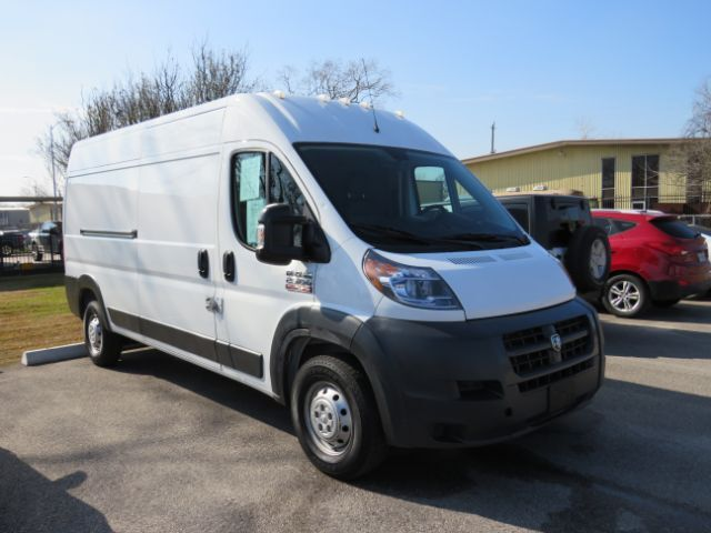 2016 RAM Promaster 2500 High Roof Tradesman 159-in. WB Houston TX