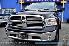 2016_Ram_1500_Big Horn / 4X4 / Crew Cab / 5.7L V8 HEMI / Power Driver's Seat / Auto Start / Bluetooth / Back-Up Camera / Bed Liner/ Tow Pkg / 1-Owner_ Anchorage AK