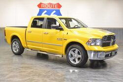 Ram 1500 CREWCAB 5.7L V8 HEMI! LIMITED EDITION COLOR! LONE STAR EDITION! 1 OWNER! 10,000 MILES!!! 2016