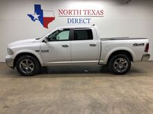 2016_Ram_1500_Laramie 4X4 Gps Navigation Heated/Cooled Leather Camera_ Mansfield TX