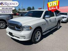 2016_Ram_1500_Limited  - Navigation -  Cooled Seats - $252 B/W_ 100 Mile House BC