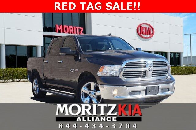 2016 Ram 1500 Lone Star Crew Cab Fort Worth TX