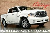 2016 Ram 1500 Longhorn Limited ECO DIESEL - 3.0L V6 TURBO DIESEL ENGINE 4 WHEEL DRIVE NAVIGATION BACKUP CAMERA BLACK LEATHER HEATED/COOLED SEATS HEATED STEERING WHEEL KEYLESS GO ALPINE AUDIO