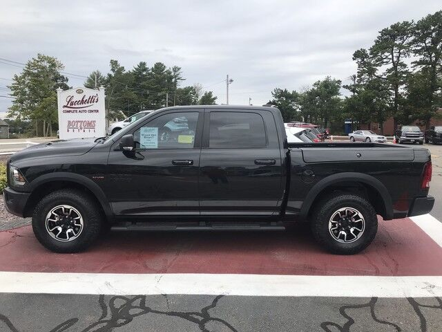 2016 Ram 1500 Rebel Marshfield MA