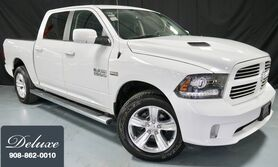 Ram 1500 Sport Crew Cab 4WD / Navigation/ Sunroof/ Leather/ Remote Start 2016