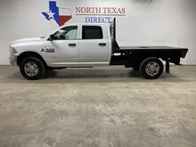2016_Ram_2500_FREE DELIVERY Tradesman 4x4 Diesel Flatbed Touch Screen Bluetoot_ Mansfield TX