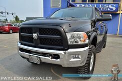 2016_Ram_2500_Power Wagon Tradesman / 6.4L HEMI V8 / Crew Cab / Automatic / Seats 6 / Auto Start / Aux Input / Back Up Camera / Cruise Control / Bed Liner / Tow Pkg_ Anchorage AK