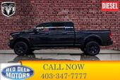 2016 Ram 3500 4x4 Mega Cab Laramie Diesel Leather Roof Nav DVD