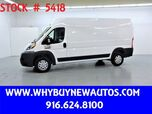 2016 Ram ProMaster 2500 ~ High Roof Ext. ~ Only 31K Miles!