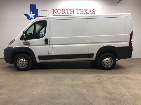2016 Ram ProMaster Cargo Van 1500 Cargo Delivery Work Van Great Amazon Delivery Van Mansfield TX