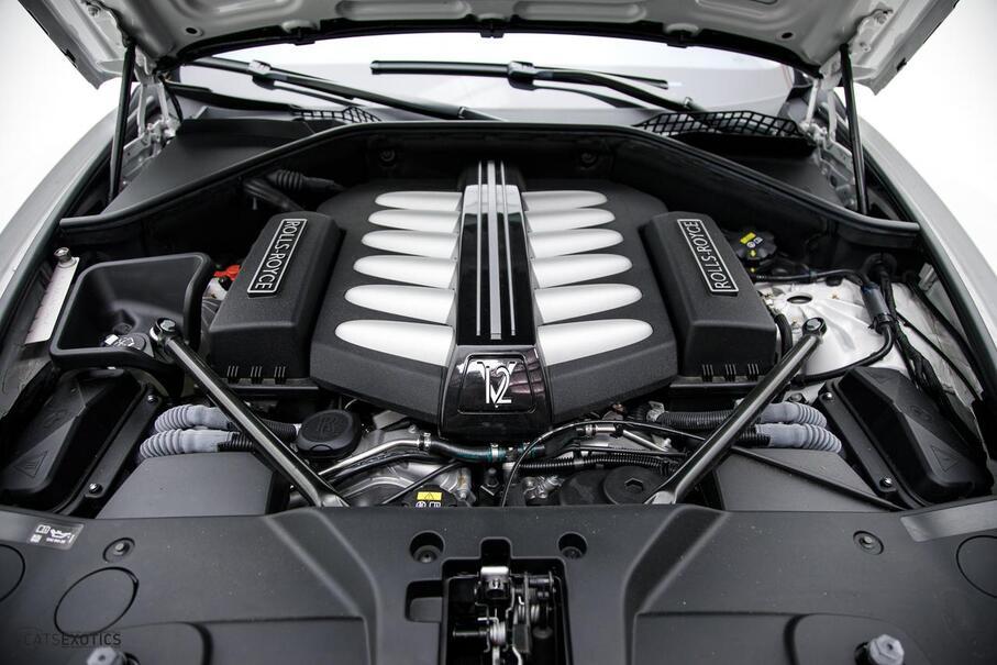 2016 Rolls-Royce Ghost  Seattle WA
