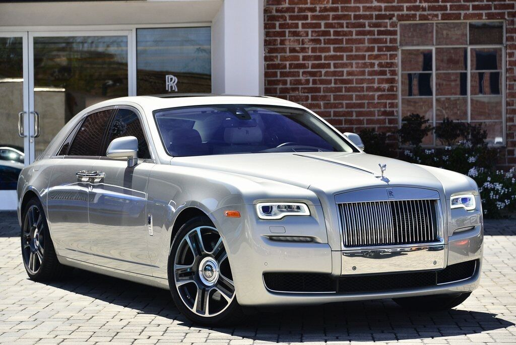 2016 Rolls-Royce Ghost Lawrence KS