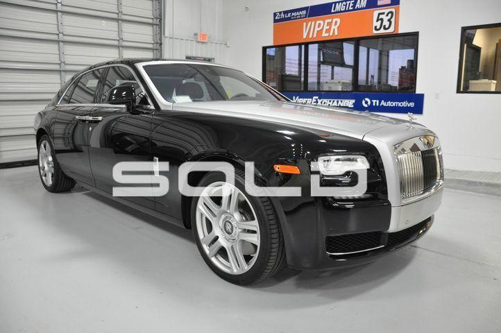 2016 Rolls-Royce Ghost  Tomball TX