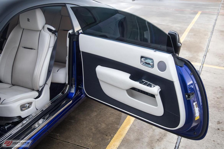 2016 Rolls-Royce Wraith Starlight Headliner Tomball TX