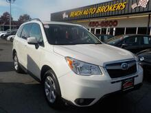 2016_SUBARU_FORESTER_LIMITED, BUYBACK GUARANTEE, WARRANTY, LEATHER, SUNROOF, HEATED SEATS, 1 LOCAL OWNER, ONLY 33K MILES!_ Norfolk VA