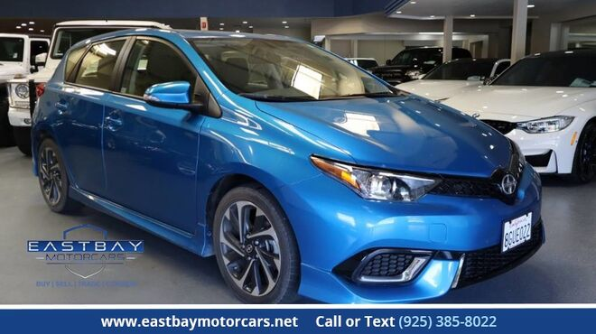 2016_Scion_iM__ San Ramon CA