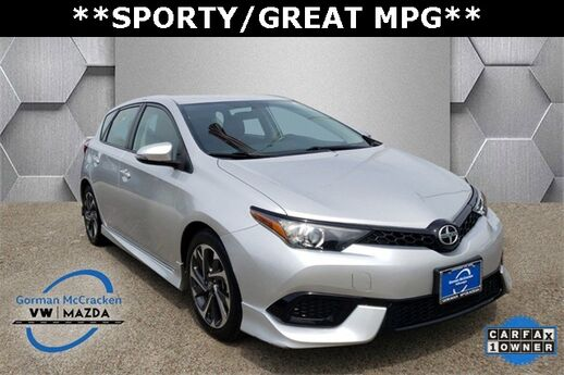 2016 Scion iM Base  TX