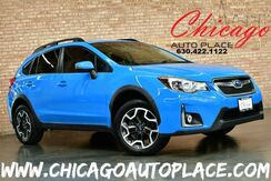 2016_Subaru_Crosstrek_Limited PZEV - 2.0L 4-CYL ENGINE ALL WHEEL DRIVE CVT TRANSMISSION BLACK LEATHER W/ ORANGE STITCHING HEATED SEATS BACKUP CAMERA BLUETOOTH_ Bensenville IL